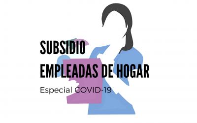 EMPLEADAS DEL HOGAR YA PUEDEN PEDIR EL SUBSIDIO