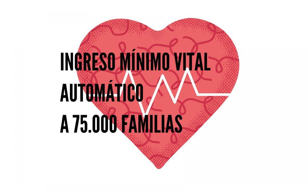 IVM AUTOMÁTICO A 75.000 FAMILIAS