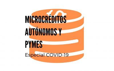 MICROCRÉDITOS PARA AUTÓNOMOS Y PYMES