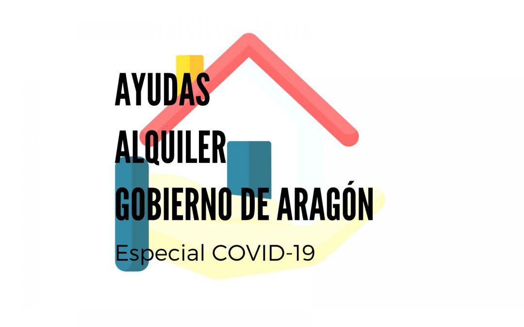 AYUDAS AL ALQUILER COVID-19